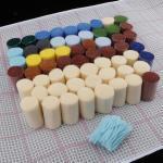 Knüpfteppich Knüpfpackung Kunsthandwerk Latch Hook Kit Teppich Weihnachten