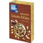 Kölln Müsli Das Original, Knusper SchokoundKeks, 500g