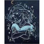 Komar Disney Edition 4 Wandbild Jasmin Dreaming (50 x 70 cm, Vlies)
