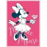 Komar Disney Edition 4 Wandbild Minnie Mouse Girly (50 x 70 cm, Vlies)