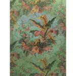 KOMAR, Foto-Vliestapete Orient Rose, Breite 200 cm, seidenmatt bunt
