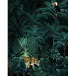 Komar Vliestapete Jungle 200 x 250 cm (GLO769550905)