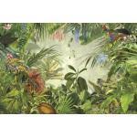 Komar VLIESTAPETE, Mehrfarbig, Papier, 368x248 cm