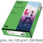 Kopierpapier A4 Rainbow intensivgrün 120 g/m² 250Bl.