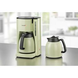 Korona Thermo-Kaffeemaschine mit 2 Thermokannen Mint