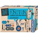 KOSMOS 604325 Knoten Abenteuer-Box - Experimentierkasten