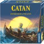 Kosmos Catan - Entdecker & Piraten
