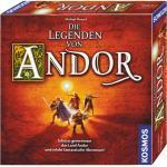 KOSMOS Die Legenden von Andor Familienspiel