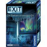 KOSMOS EXIT - Das Spiel - Die Station im ewigen Eis Familienspiel, Mehrfarbig