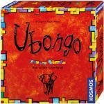 KOSMOS Ubongo Das wilde Legespiel Geschicklichkeitsspiel