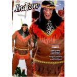 Kostüm Indianer XL