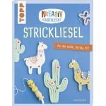 Kreativ kinderleicht Strickliesel als Buch von Anja Ritterhoff