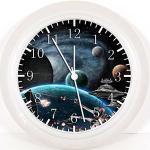 Krieg der Sterne im Weltall Wanduhr 25,4cm Nice Geschenk und Raum Wand Decor W50