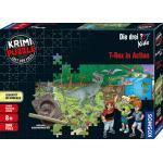 Krimi-Puzzle: Die drei ??? Kids - T-Rex in Action