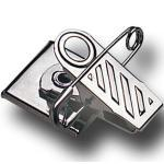 Kroko-Clip selbstklebend mit Anstecknadel drehbar - 100 Stück