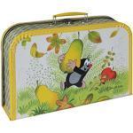 Krtek - der kleine Maulwurf und die BIRNE - Koffer 35 cm - Puppenkoffer Kinderkoffer