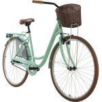 KS Cycling Damenfahrrad Cityrad Zeeland 28 Zoll grün 48