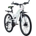 KS Cycling Jugendfahrrad Mountainbike ATB Fully 24 Zoll 4Masters