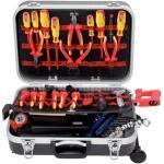 KS Tools Premium Max Elektriker Werkzeugkoffer 195 teilig