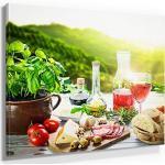 Mediterrane Küchenbilder