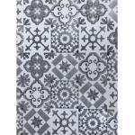 Küchenläufer Vintage grauweiß 65x180 cm
