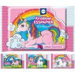 Küchle Knabber-Esspapier Einhorn Edition Erdbeer 25g