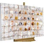 KunstLoft® Acryl Gemälde 'Im Einklang mit Mir selbst' 120x80cm handgemalt Leinwand Bild