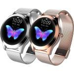 KW10 Smartwatch Fitnessuhr für Android iOS Samsung Xiaomi Apple Bluetooth 1.04 Zoll Bildchirmgröße IP68 Wasserfest Touchscreen GPS Schrittzähler Anruferinnerung AktivitätenTracker Herren Damen Lightinthebox