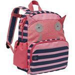 LÄSSIG Kinderrucksack Little Monsters Medium mit Brustgurt Mädchen Junge Kindergartentasche Kindergartenrucksack / Medium Backpack Little Monsters Mad Mabel