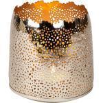 Lambert Sonam Windlicht - klein H 10 cm, D 11 cm