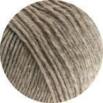 Lana Grossa Alpina 001 beige 100g Landhauswolle