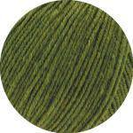Lana Grossa Cool Wool Big Melange (GOTS) 213 - Oliv meliert