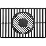 Landmann Grillrostsys Eckig F. Triton 2.1 15917 Grillrostsystem Modulus, Schwarz, 48x2x44 cm