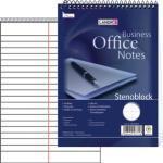 Landre Stenoblock 100050255 Business Office Notes, 60g/qm, 40 Blatt, A5, liniert