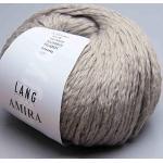 Lang Yarns Amira freie Farbwahl Wolle Baumwolle superweich (24 - Hellgrau)