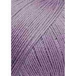 Lang Yarns »merino 400 Lace« Häkelwolle, (25 Gramm), Merino Lace-Garn, Altrosa - 0048
