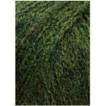 LANG YARNS Nova - Farbe: Olive (0098) - 25 g / ca. 180 m Wolle