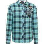 Langarm Freizeithemd shirt 1/1 check L