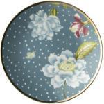 Laura Ashley Heritage Collection Seaspray uni Petit Four Teller 12 cm
