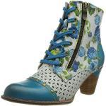 Laura Vita Damen Alcizeeo 0211 Fashion Boot, Turquoise, 37 Eu