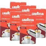Lavazza Kaffee Crema e Gusto Ricco, gemahlener Bohnenkaffee (6 x 250g)