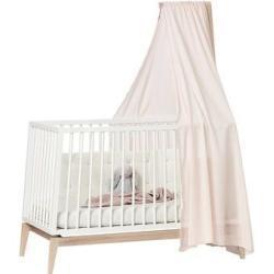 Leander Linea Himmel für Babybett Dusty rose 700821-63