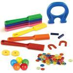 Learning Resources LER2064 Super MagnetExperimentierset,