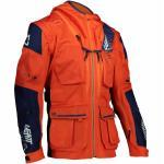 LEATT Jacke 5.5 Enduro, orange M