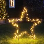 LED Outdoor Leuchtstern zum Stecken