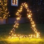 LED Outdoor Tannenbaum zum Stecken L