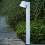 LED Wegeleuchte Dingo, H700mm in weiß