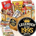 Legenden 1995 - Süße Ostbox - Geburtstagsgeschenk Freund