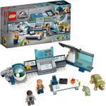 LEGO 75939 Dr. Wus Labor: Ausbruch der Baby-Dinosaurier Bausatz, Mehrfarbig