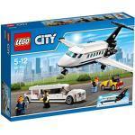 LEGO City 60102 - Flughafen VIP-Service, Bausteinspielzeug
